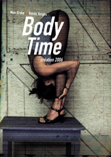 Body Time - Graphisme ©Olivier Marboeuf
