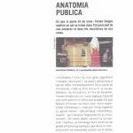 Anatomia publica - Terrasse février 2013